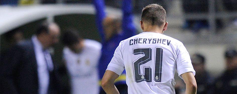 El Real Madrid eliminado de la Copa del Rey por alineación ...