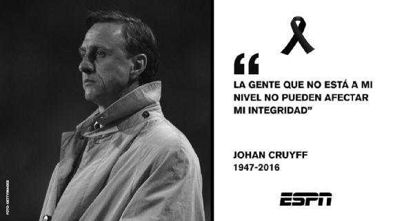 Galería Las Frases Que Nos Dejó Johan Cruyff Antena San Luis