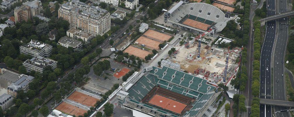 El nuevo estadio del Roland Garros le quitará espacio a un jardin de 119 años
