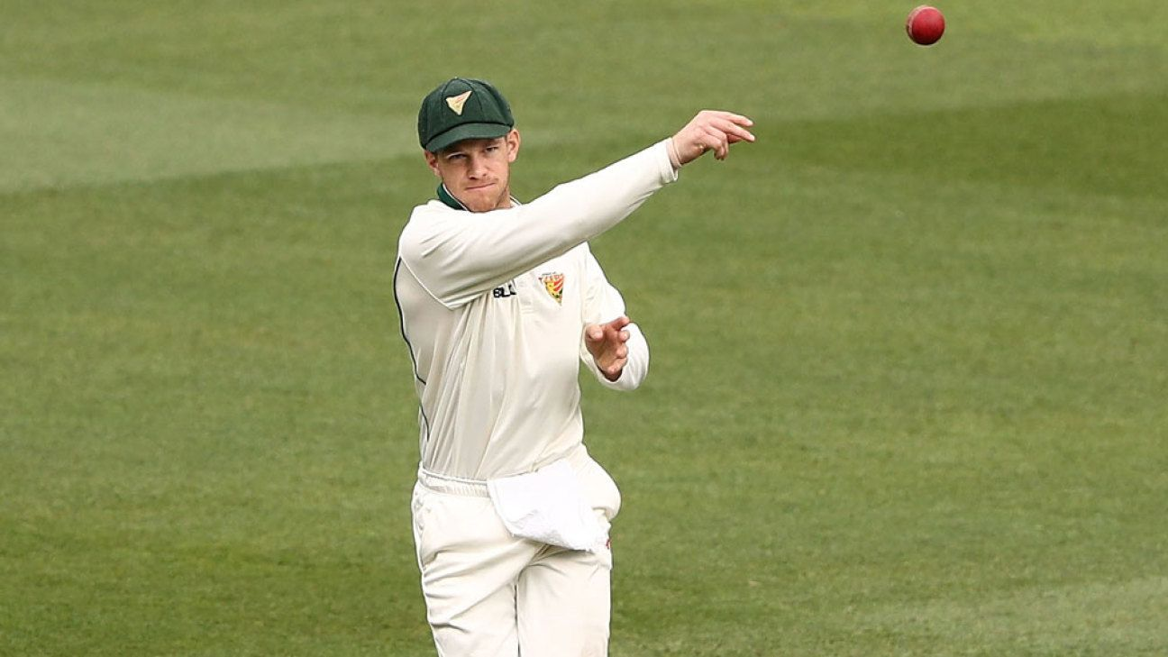 espncricinfo.com - Brydon Coverdale in Brisbane - Tim Paine keen to put 'what could have been' behind