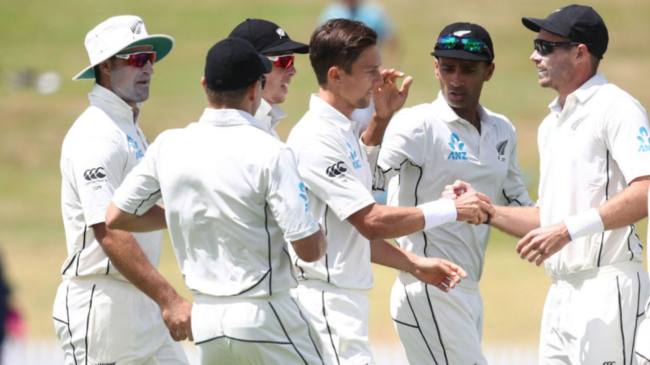 Williamson credits fast bowlers for series win