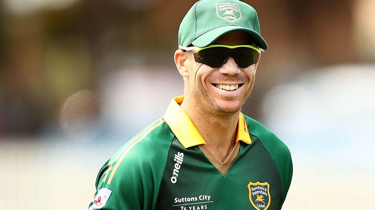Steven Smith, David Warner return to Sydney grade cricket