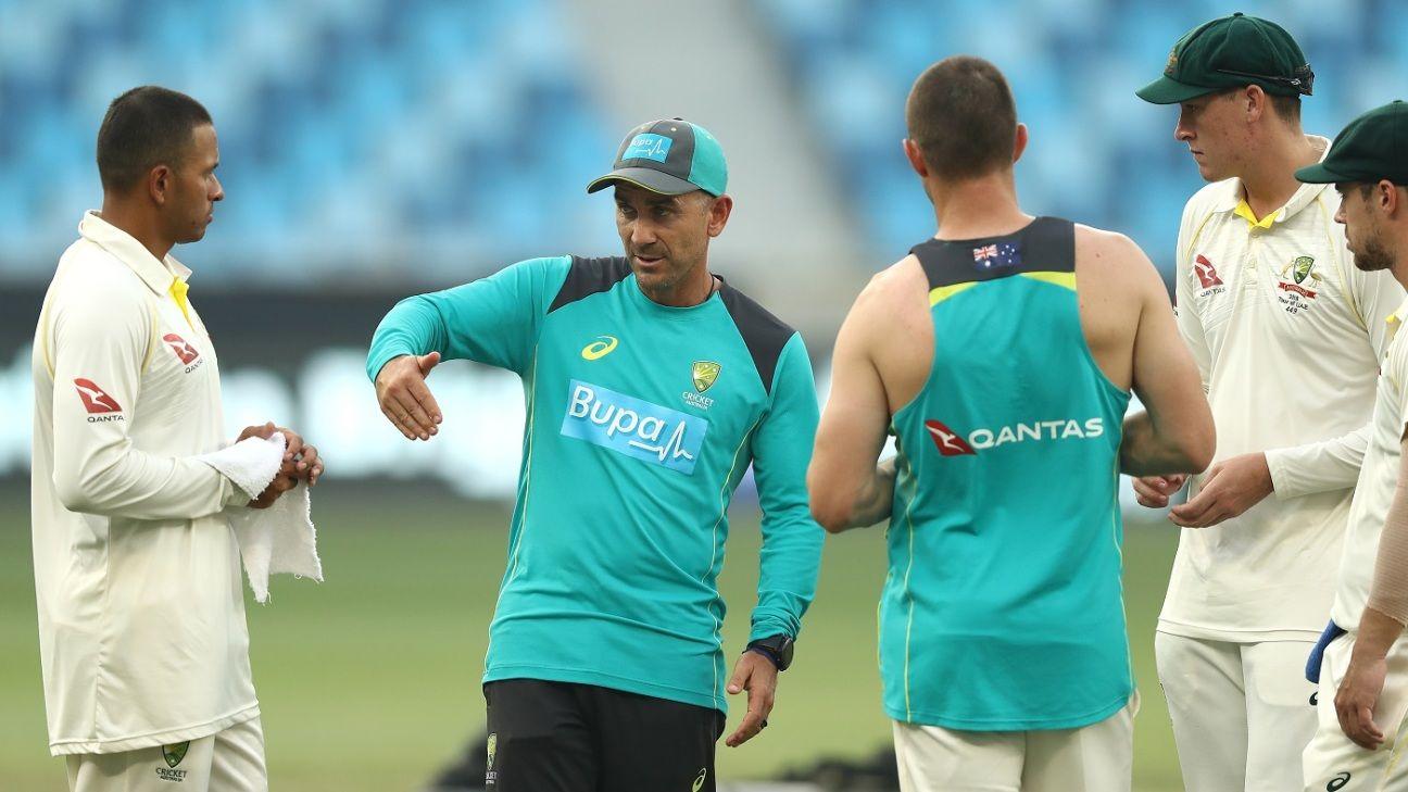 Justin Langer tutorial highlights Australia shortcomings against Bilal Asif