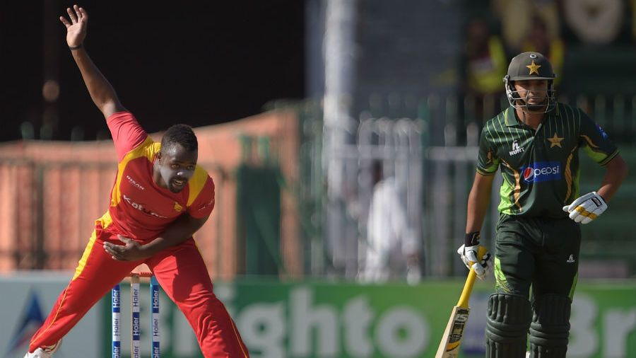 Vitori allowed to resume bowling in international matches