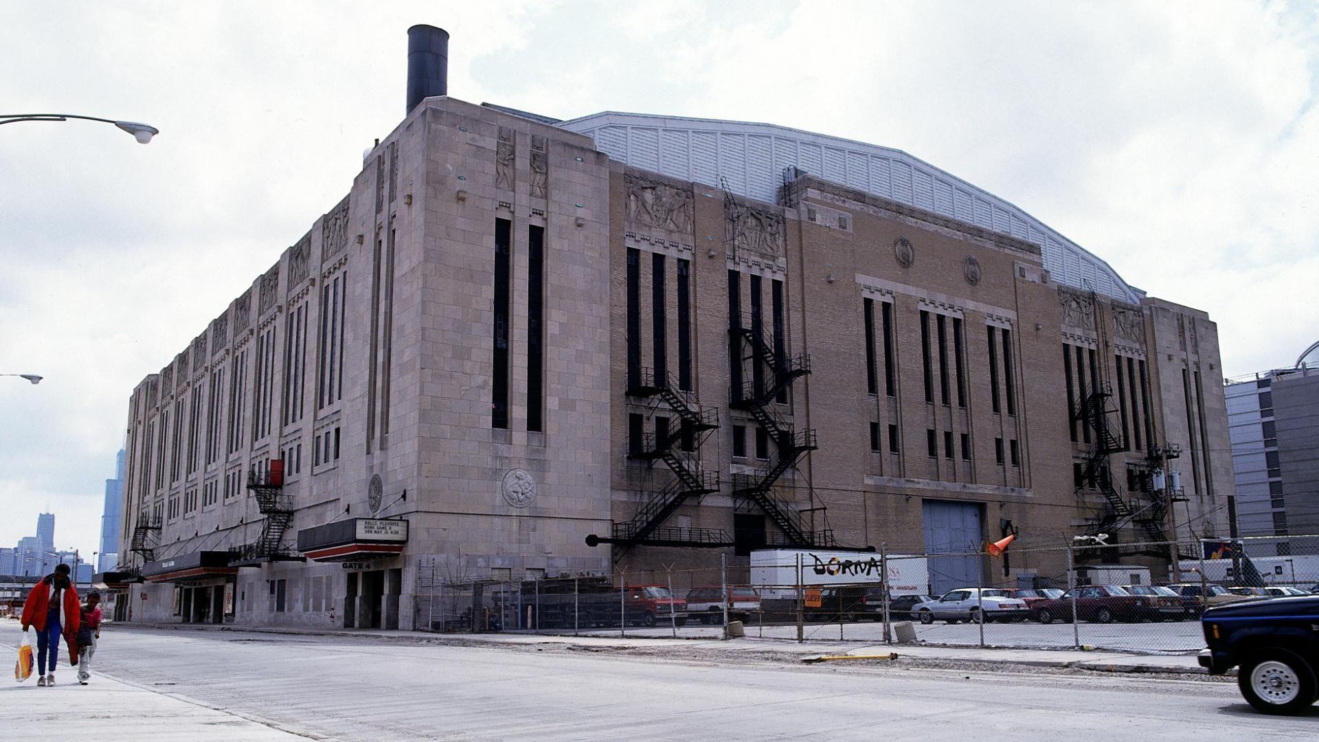 Levy And Melrose: Chicago Stadium Goal Horn - ESPN Video