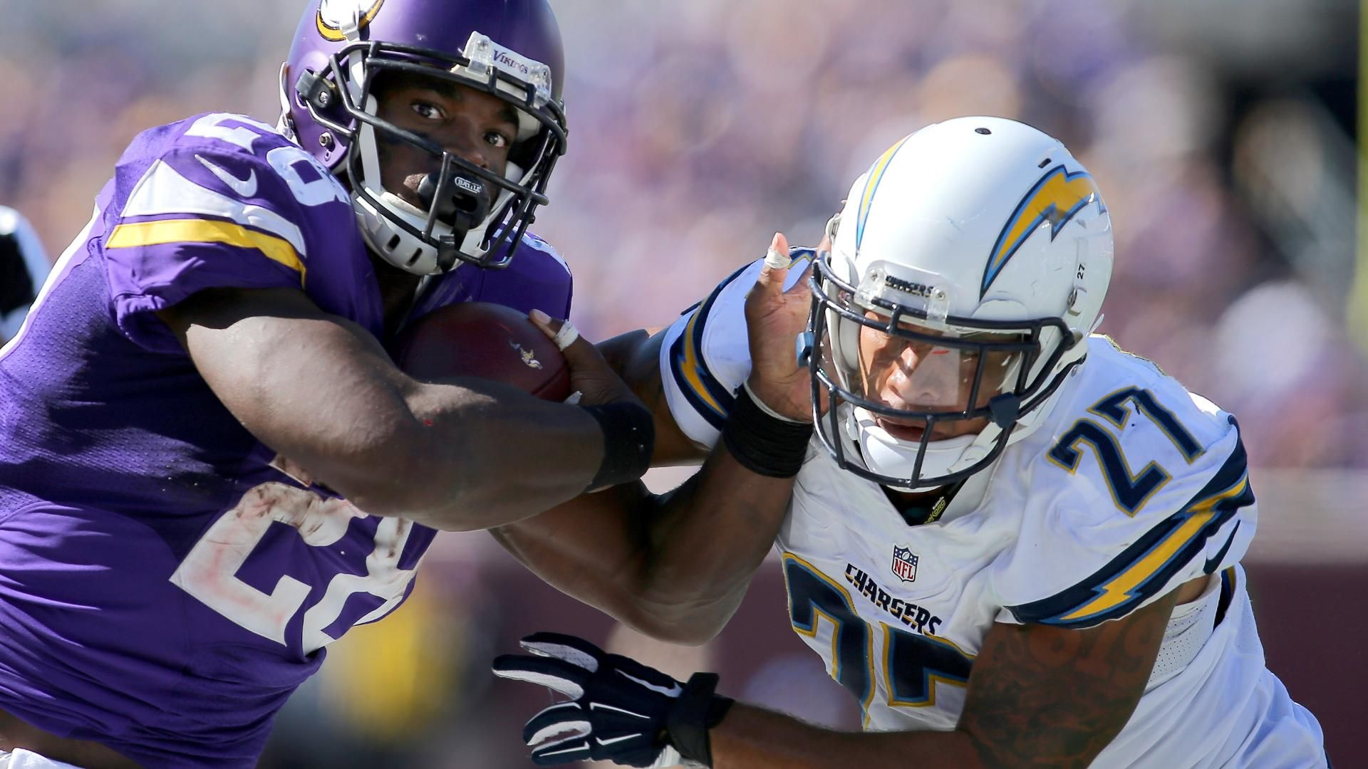 Chargers Focused On Fixing Porous Run Defense Espn Video