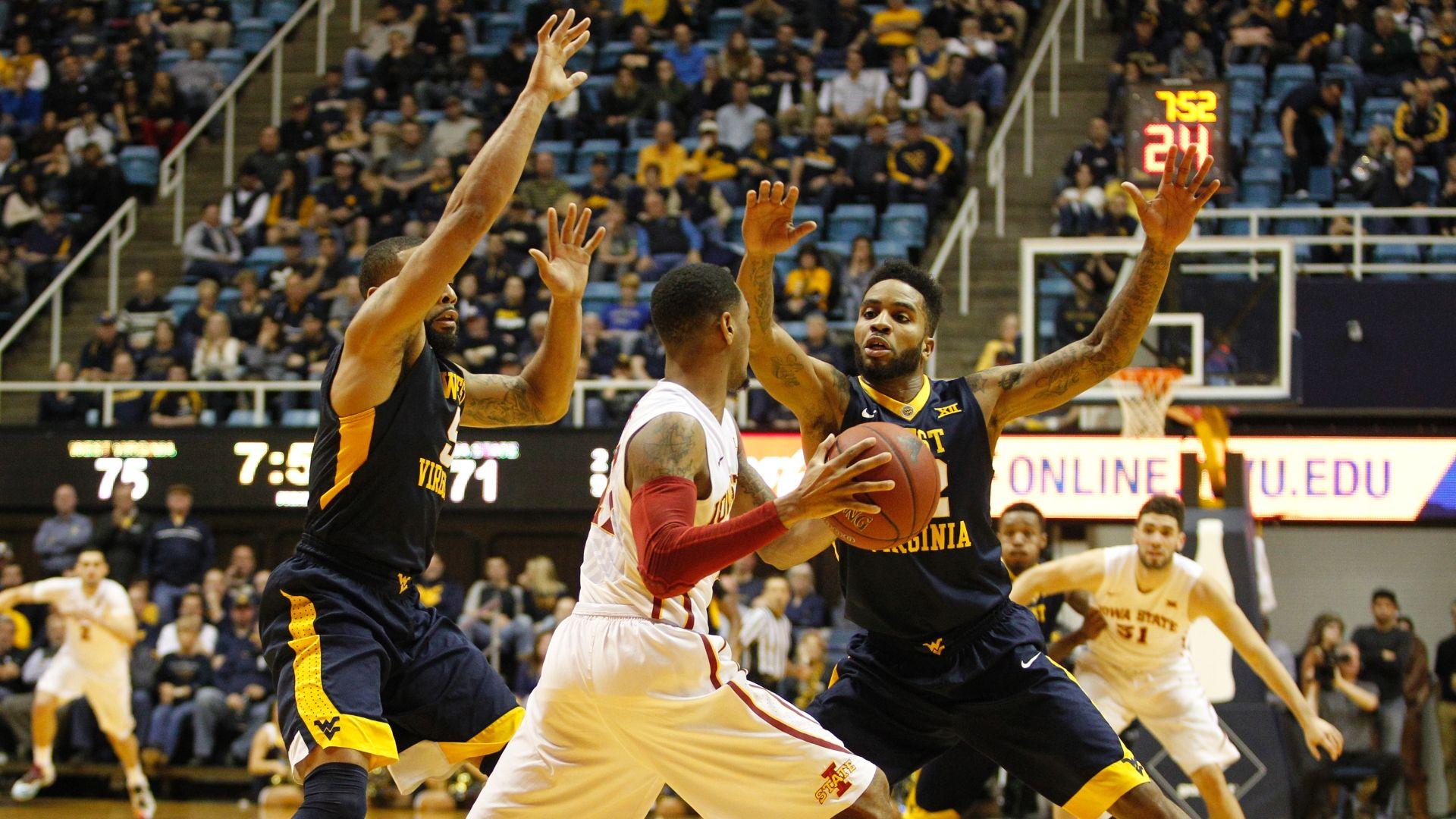 West Virginia snaps two-game losing streak - ESPN Video