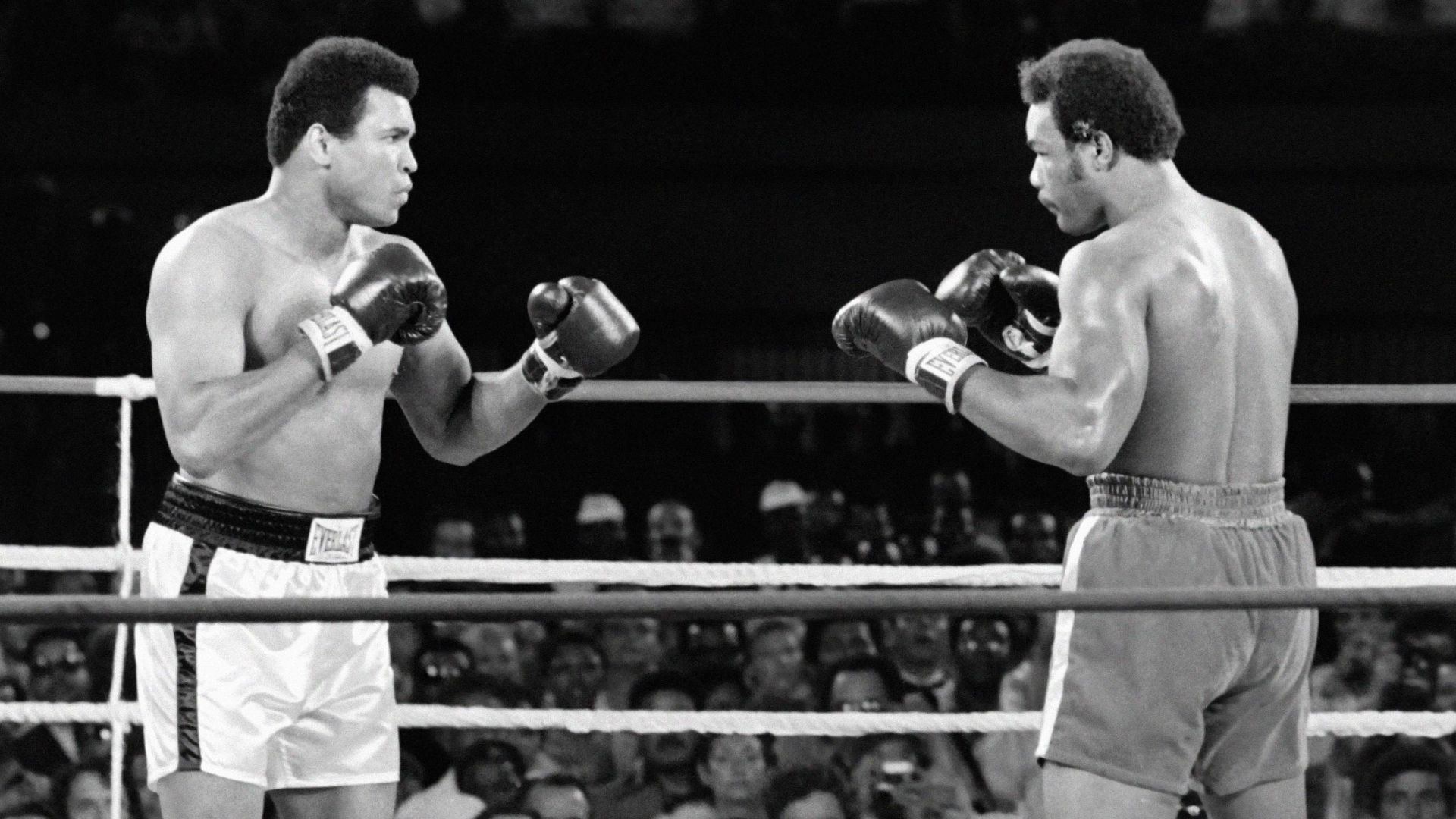 On this date: Ali knocks out Foreman in the Rumble in the ...