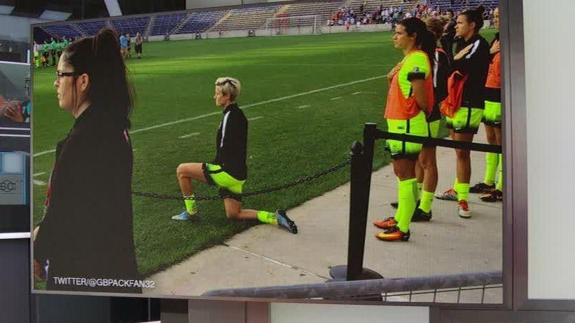 Nascar Racing Games >> Markgraf not surprised by Rapinoe kneeling during anthem ...