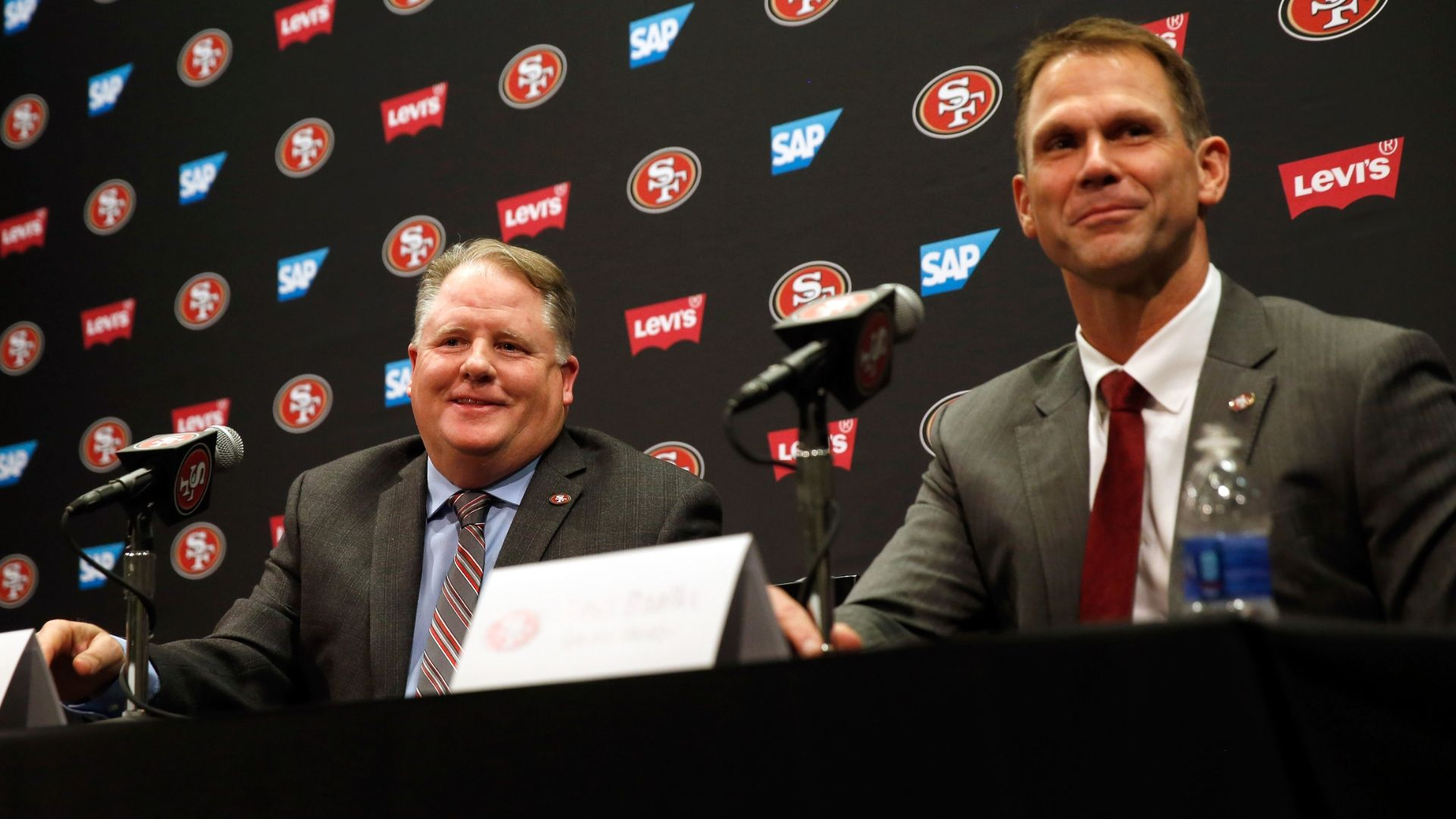 Chip Kelly, GM Trent Baalke on way out in San Francisco, sources say