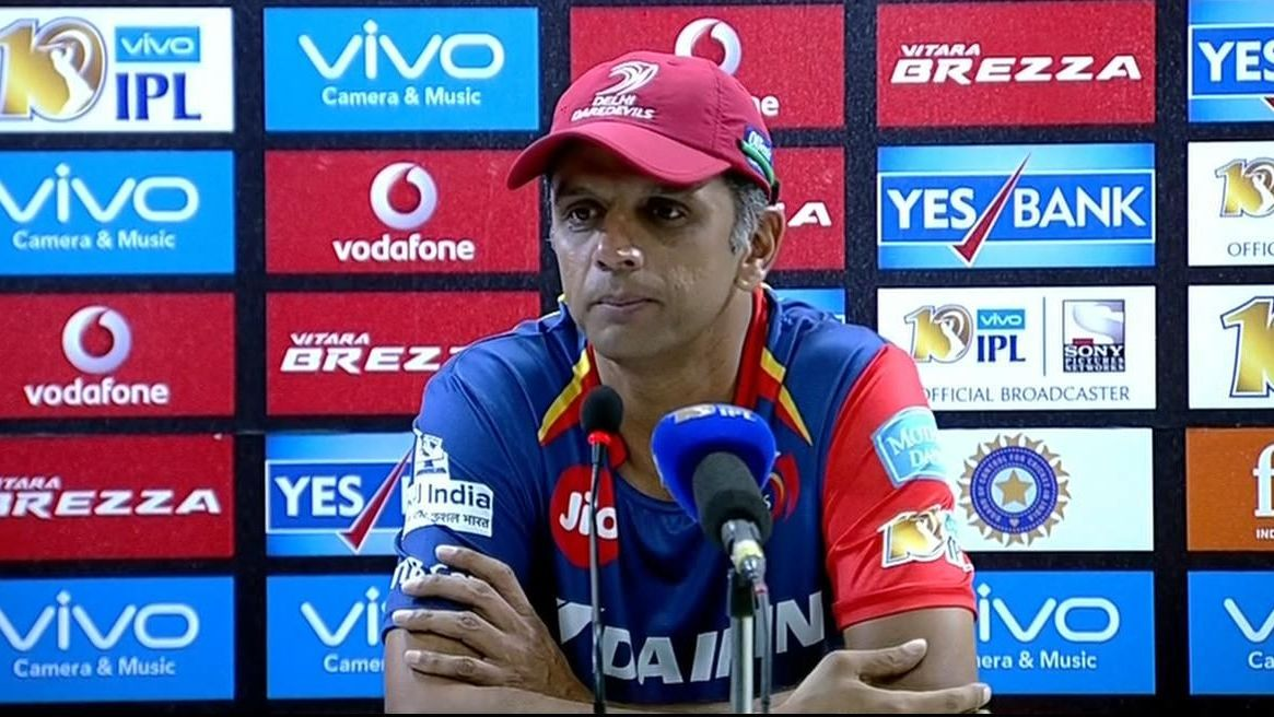 Dravid rues Daredevils' inability to win tight games