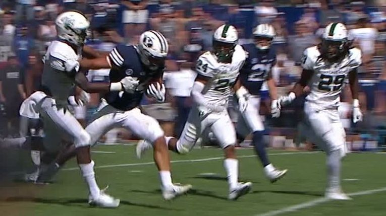 Mangum leads BYU to the win - ESPN Video