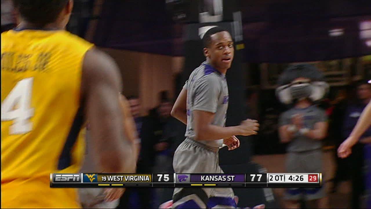 B. Brown made Jumper. - ESPN Video