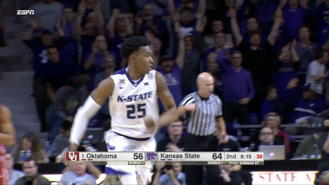 W. Iwundu made Three Point Jumper. Assisted by D. Wade ...