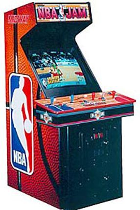 NBA JAM's silver anniversary could resurrect the franchise