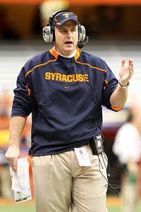 Coach Doug Marrone Has Syracuse On The Right Track