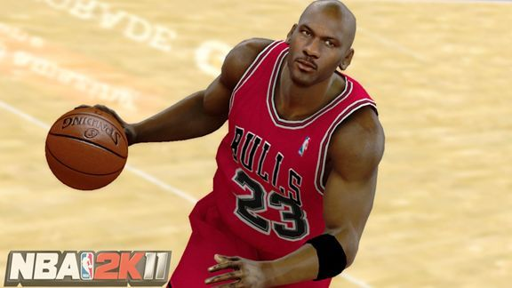 It Is All About Basketball History Of Game: Michael Jordan's Erratic Video Game History