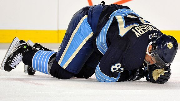 Timeline: Sidney Crosby's concussion - Cross Checks Blog- ESPN