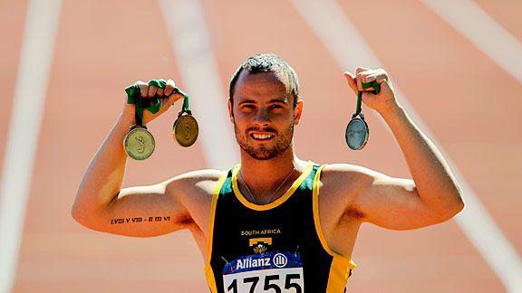 Oscar Pistorius Meets Olympic Qualifying Standard 400 border=