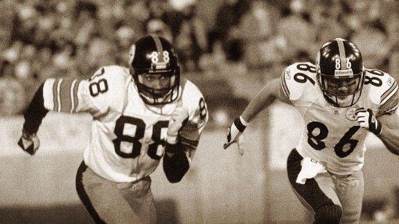 Le Club Esports Gameward: #NFLAnyEra: No. 8 Steelers WR Hines Ward