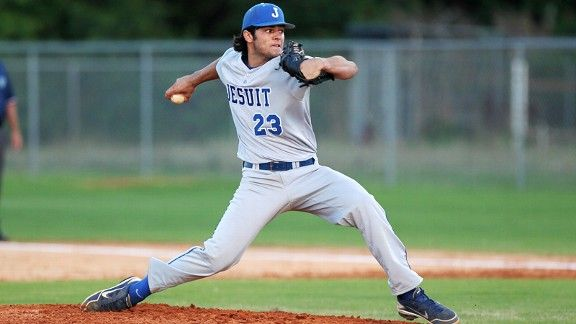 ESPNHS 2012 High School Baseball All-Americans