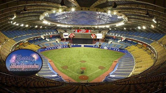 The 10 Worst Baseball Parks In The History Of The Game