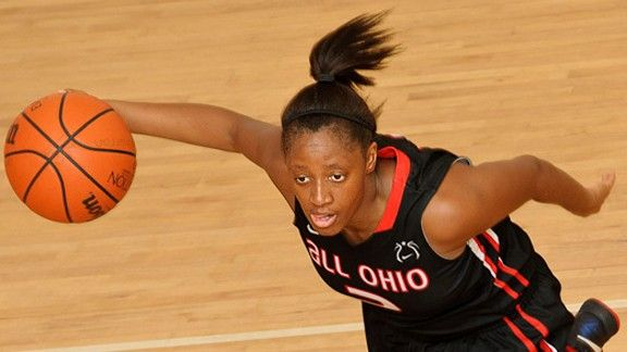 Kelsey Mitchell Puts On A Show At Peach State Basketball