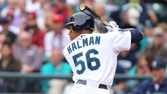 Seattle Mariners Gregory Halman And The Days Leading To