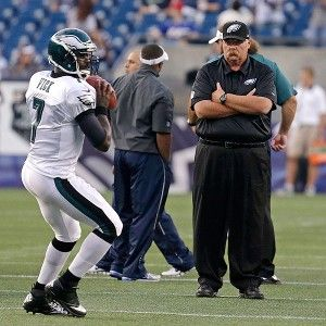 Michael Vick: Reid great man, coach