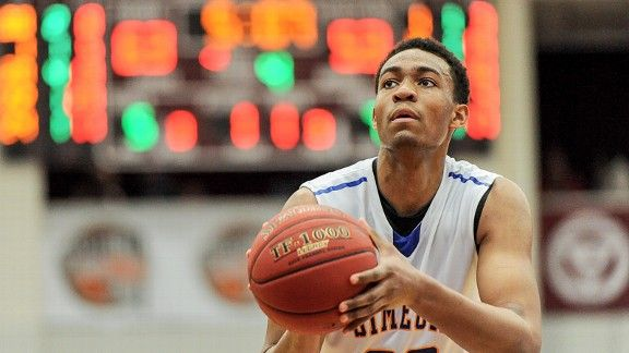 Jabari Parker repeats as Mr. Basketball - Chicago High ... Jabari Parker Simeon