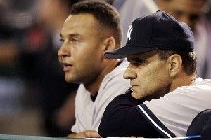 Joe Torre's jersey will be retired