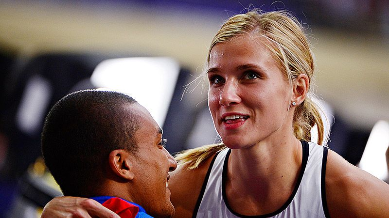 How 2012 olympic hopefuls were bred wife amp bbc rd amp comment - 1 part 3