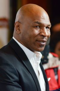 Mike Tyson chronicles life of turmoil