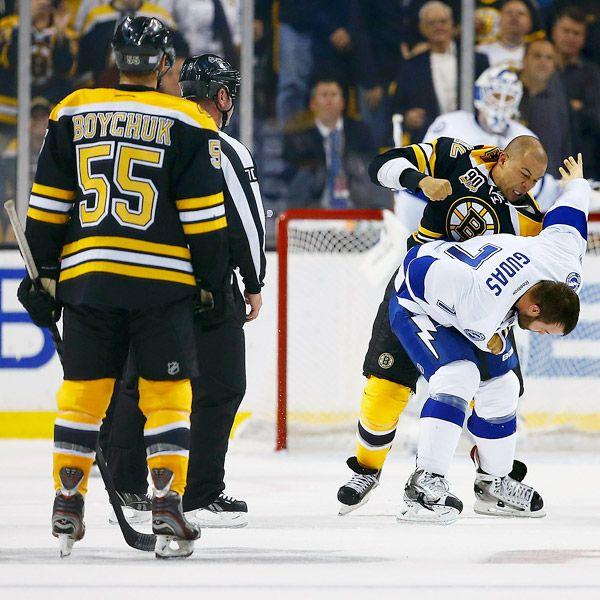 Jarome Iginla, Boston Bruins Enjoy Positive Early Signs