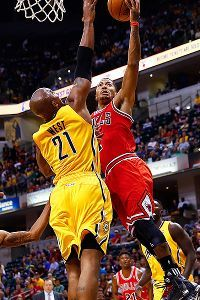 Rose: Vertical leap 5 inches higher