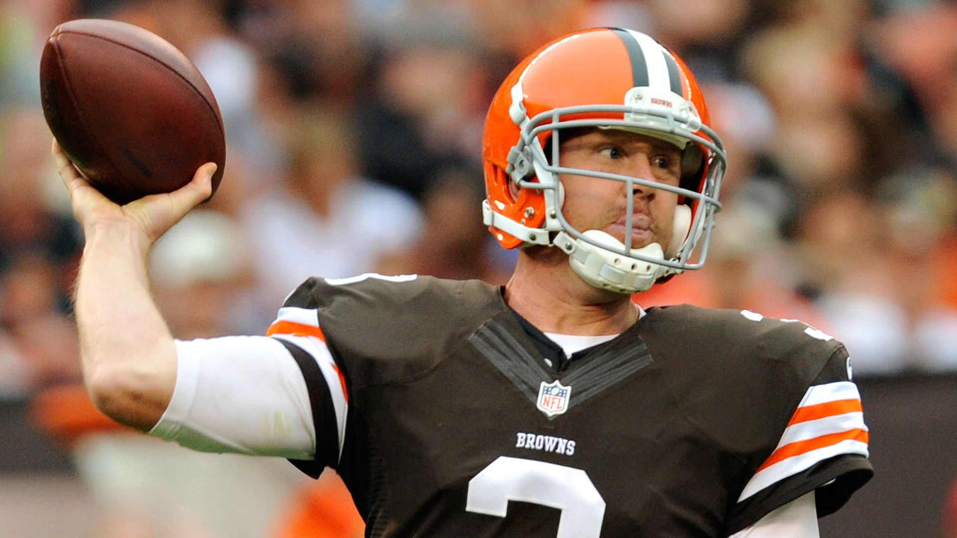 Cowboys agree with Brandon Weeden