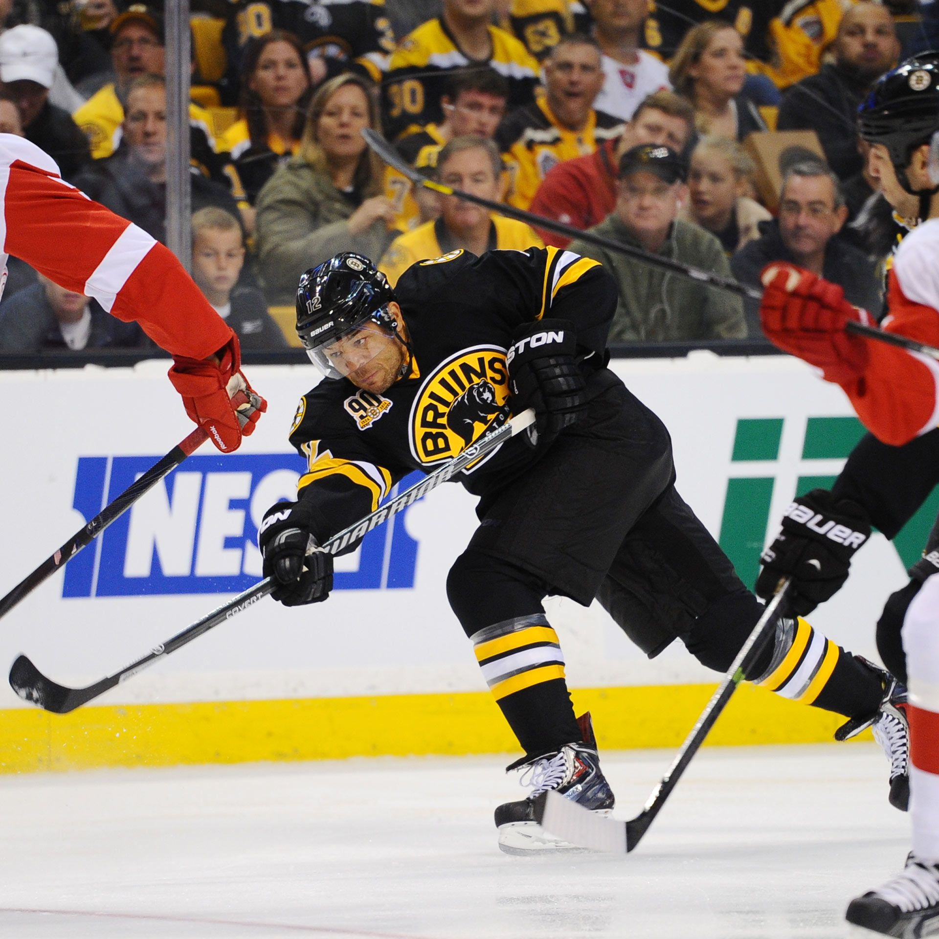 Boston Bruins Offense Still Working Out Some Kinks
