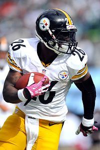Mike Tomlin prefers Le'Veon Bell