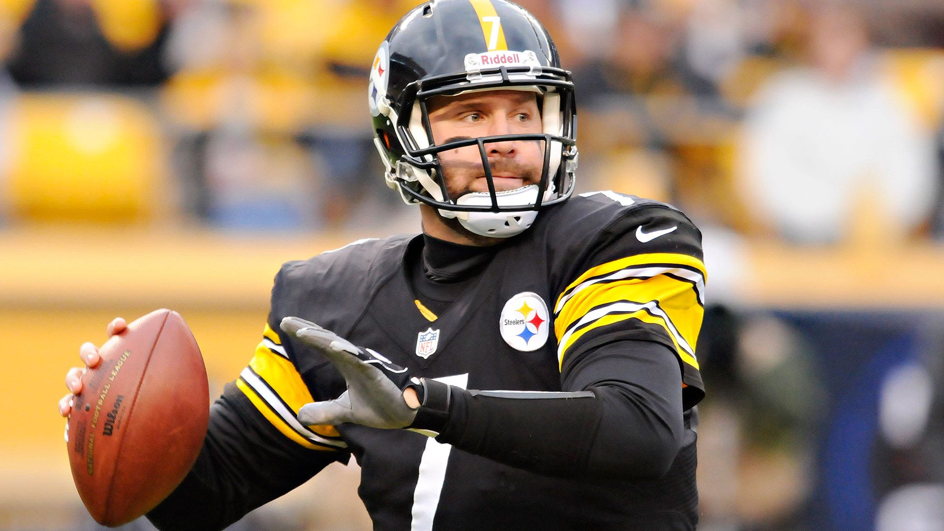 big ben steelers make angry stand pittsburgh steelers