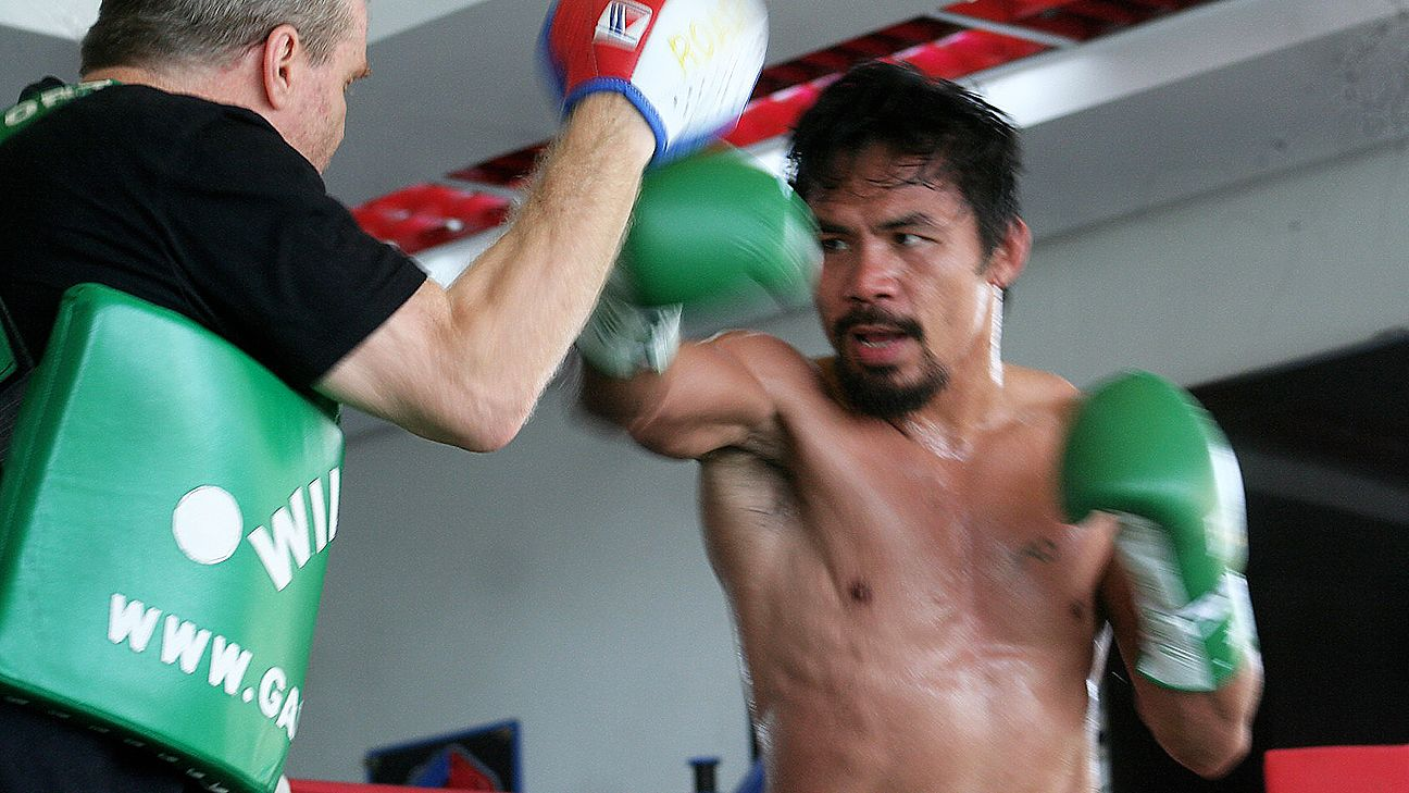 Manny Pacquiao team member talks up Jeff Horn before possible ...