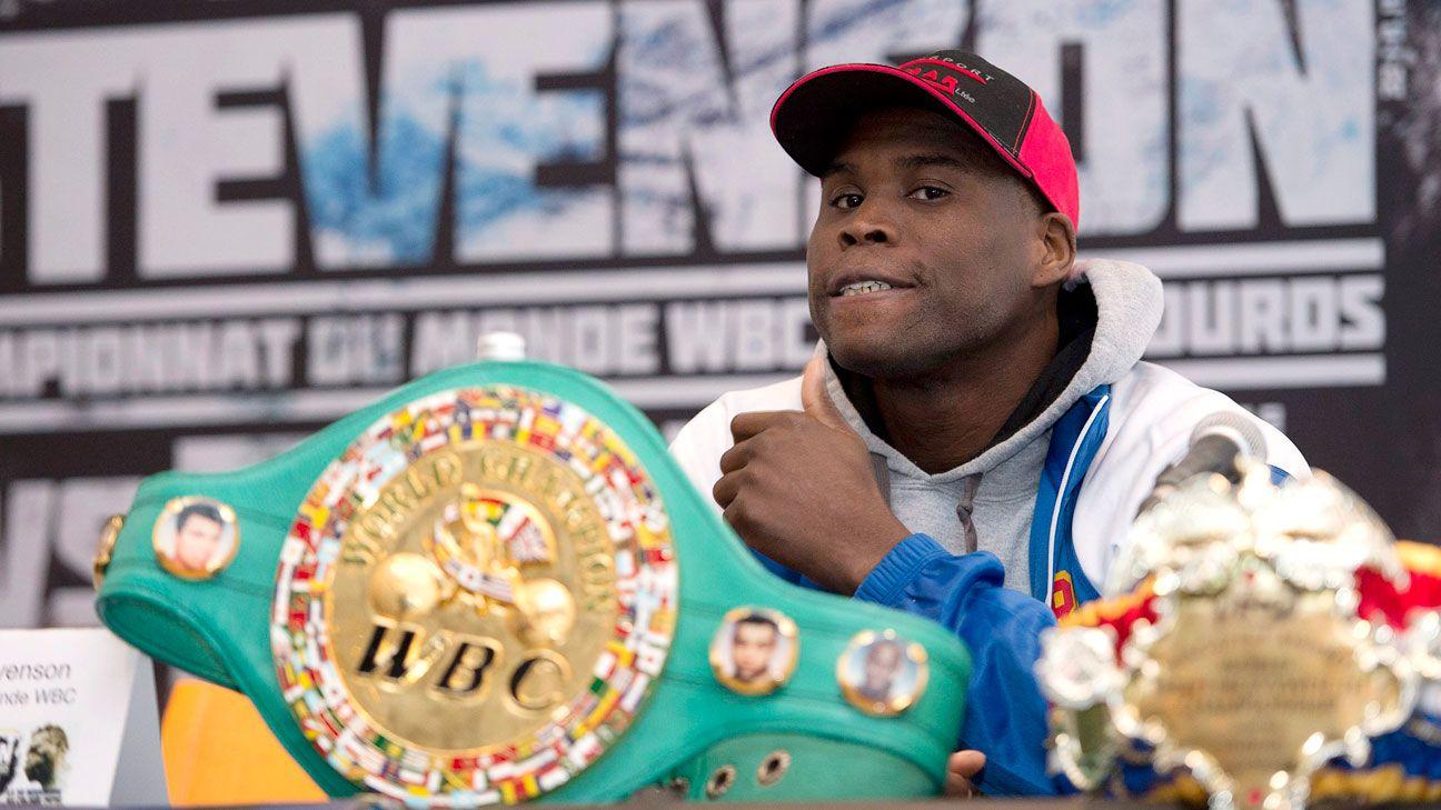 Boxer Stevenson had brain surgery, still in coma