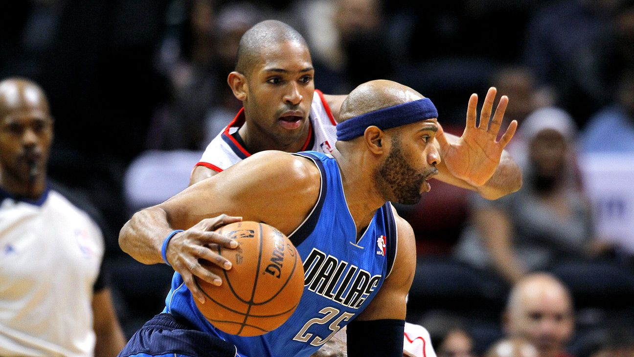 Why did Dallas Mavericks go to Vince Carter with game on ...