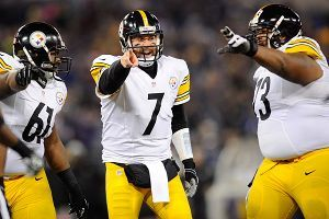 Steelers want to extend Big Ben