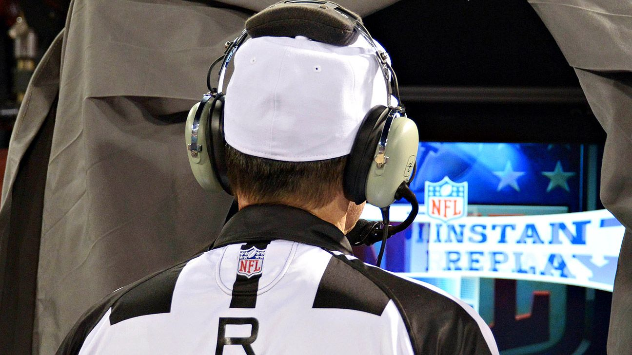 Changes made to NFL replay system