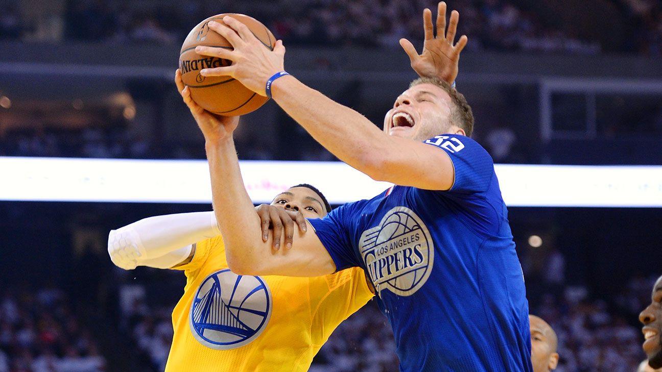 Blake Griffin: Warriors 'cowardly'