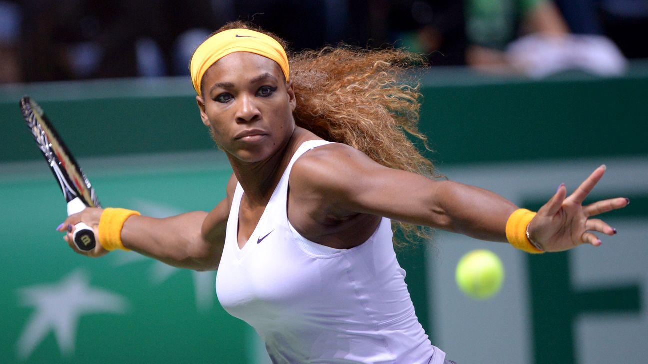 Serena voted AP Athlete of Year