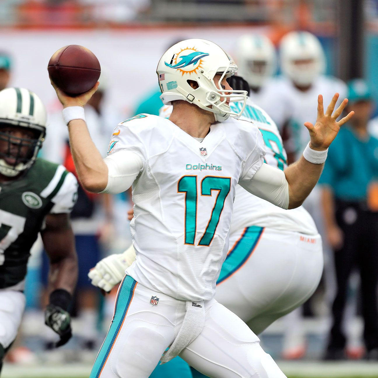 Kacy Rodgers Task Is To Stop His Old Team Afc East Espn