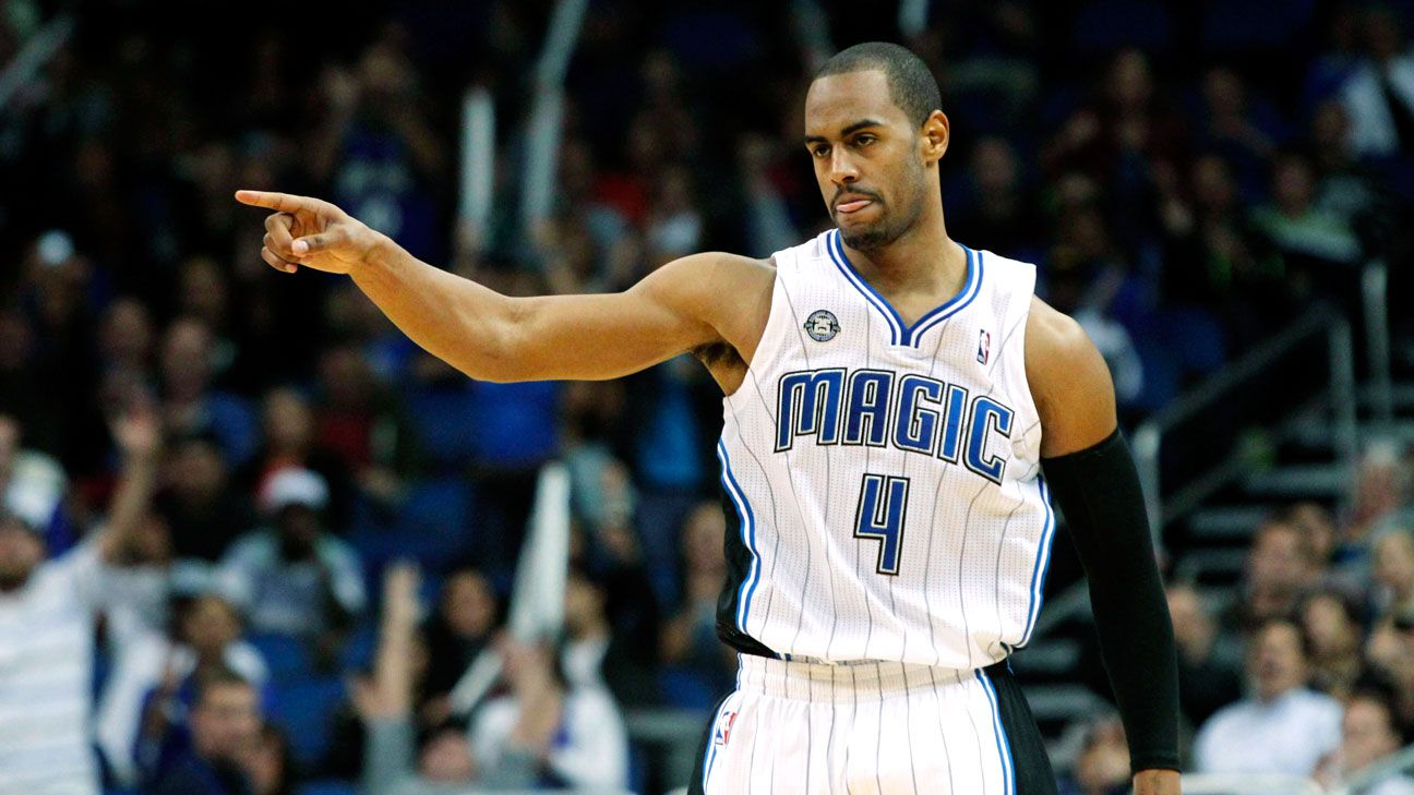 Arron Afflalo suspended 2 games for throwing punch at Nemanja Bjelica