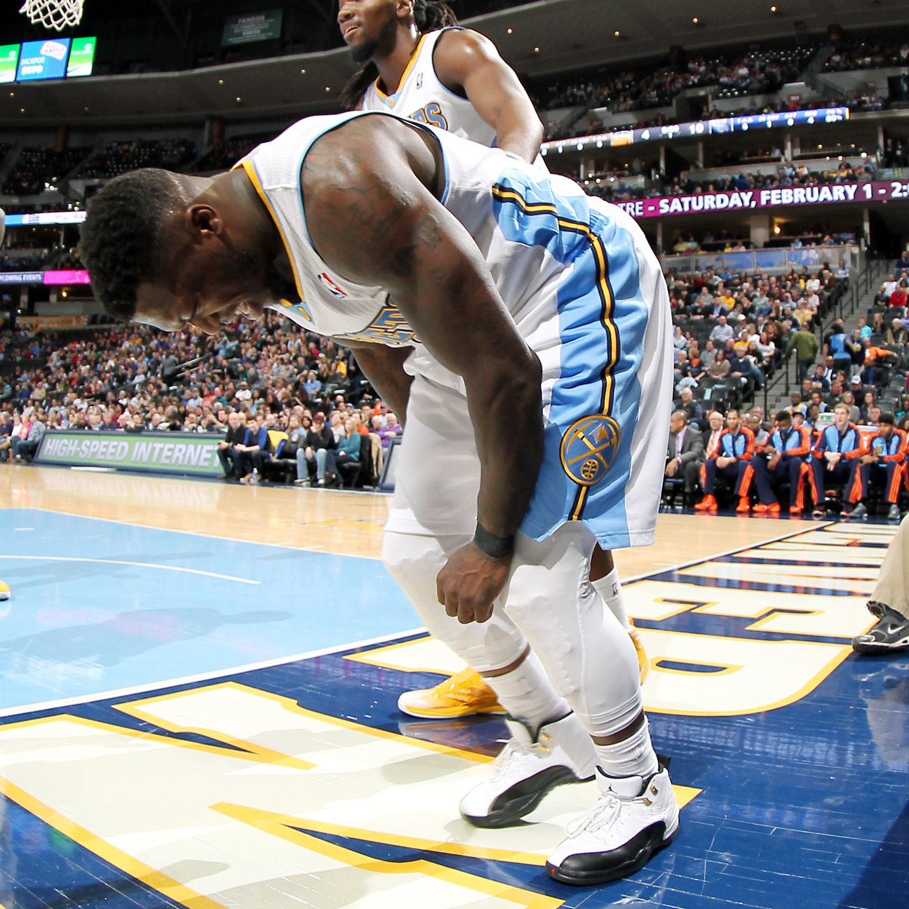 Nuggets Starting Lineup: Nate Robinson Of Denver Nuggets To Miss Rest Of Season