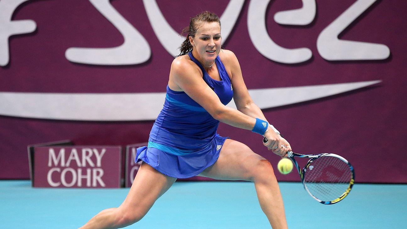 Five questions with Pavlyuchenkova